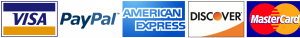 web hosting payment paypal, visa, mastercard