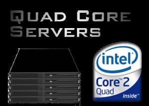 Managed Quad Core Servers