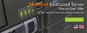 Managed Dedicated Server Offer