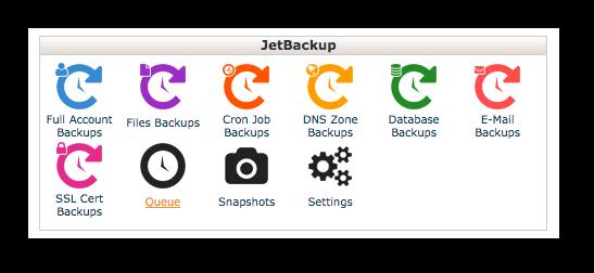 managed backups