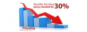 Affordable Reseller Hosting Prices Slashed