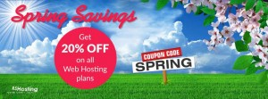 Web Hosting Savings