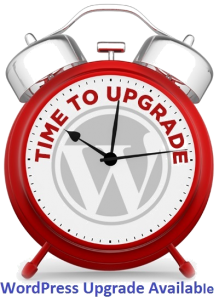Recommended WordPress Upgrade