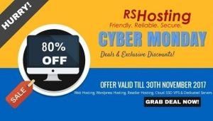 Web Hosting Cyber Monday Deals Discounts