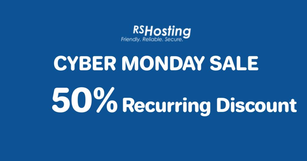 Cyber Monday 2020 Sale