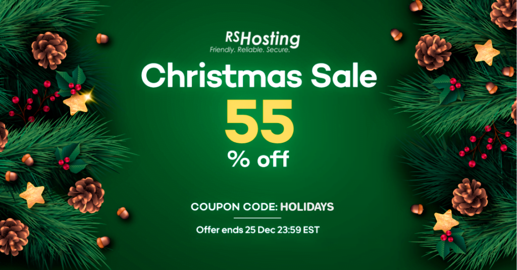Christmas Web Hosting Deals